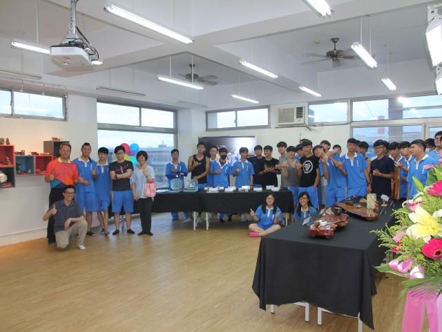 106年度高三藝不容辭學生畢業聯展