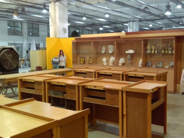 金工產品設計與製作區