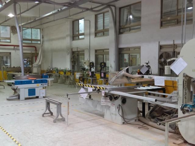 木工設計與製作區