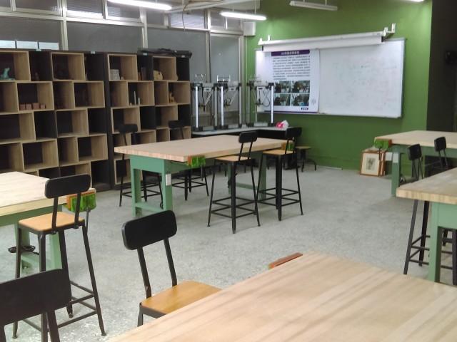 鑄造科創客教室