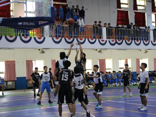 108年度科際盃籃球賽第二名